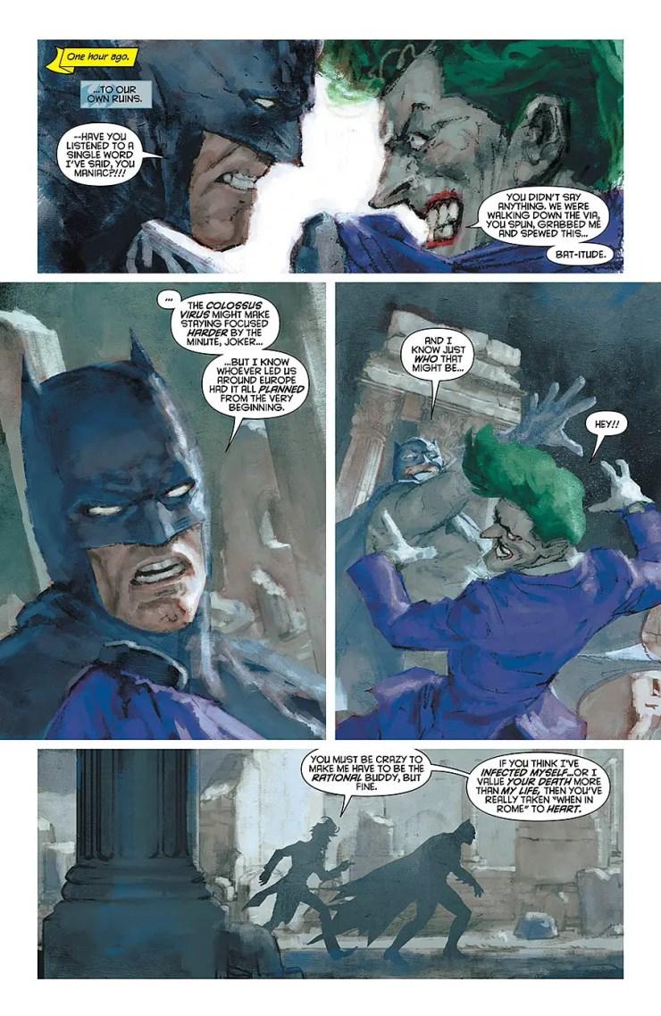Batman: Europa #4 Review