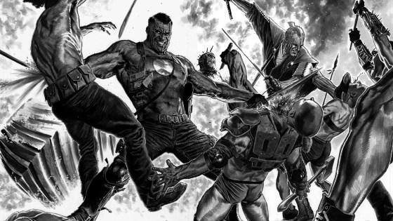 Valiant Preview: Bloodshot Reborn #12
