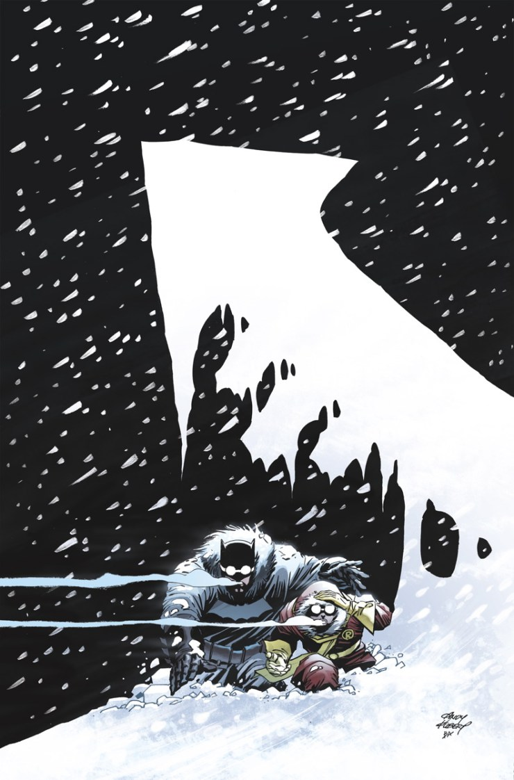 Dark Knight III: The Master Race #3 Review