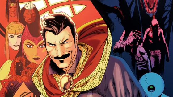 Marvel Preview: Doctor Strange #6