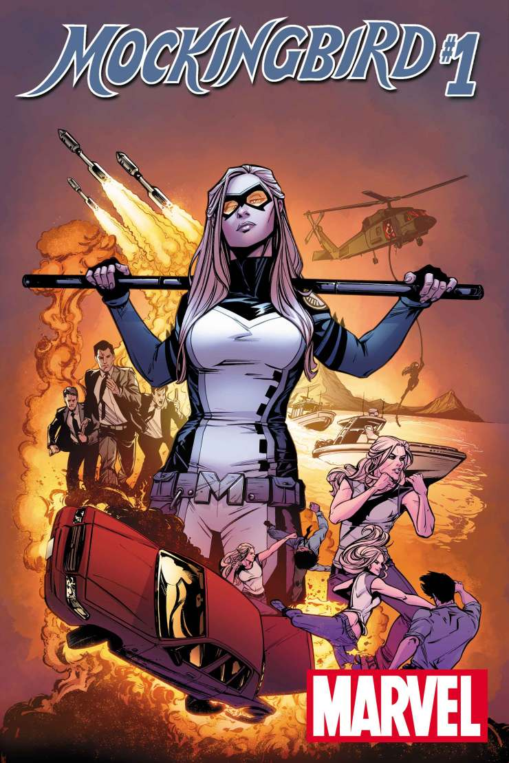 Marvel Preview: Mockingbird #1