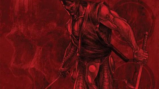Valiant Preview: Ninjak #14