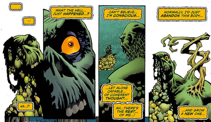 Swamp Thing #2 Review