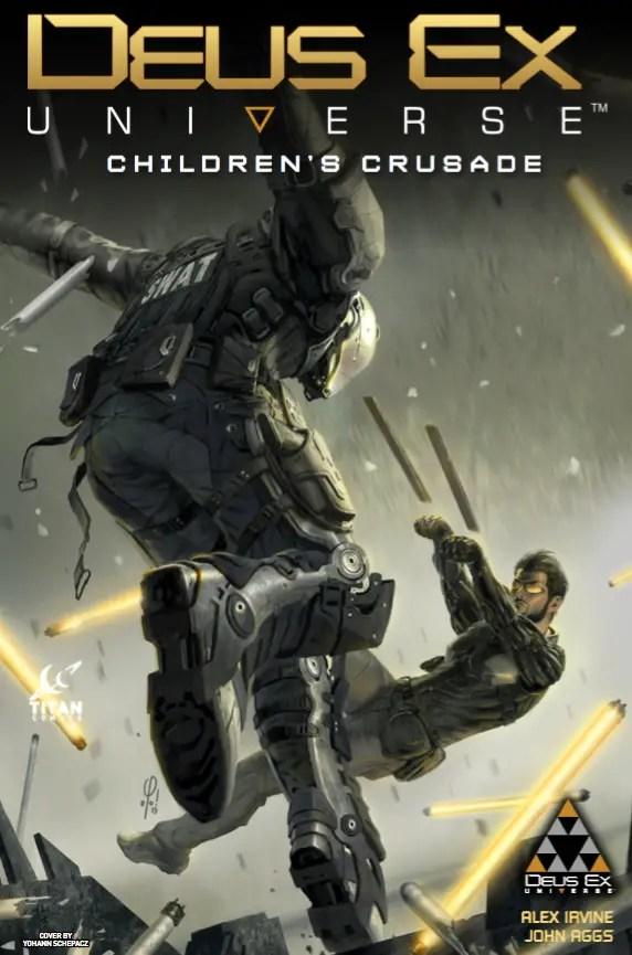 Deus Ex: Children's Crusade #1 Review