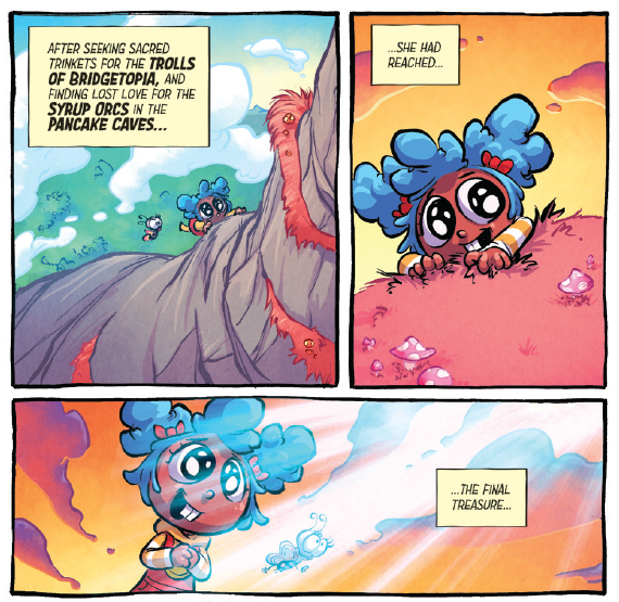 I Hate Fairyland #5 Review