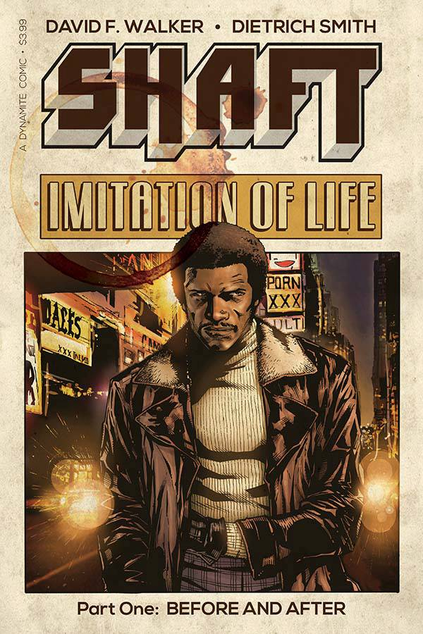 Shaft Imitation of Life 1 cover