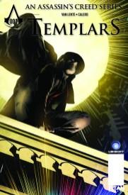 TEMPLARS Cover_C - Dennis Calero