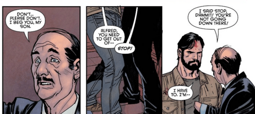 When it comes to Scott Snyder's Batman you know you're in for a big story that gets you hooked and then craving the following issue come last page. Last month Batman made us all want to know what Alfred might do when Bruce came storming in. This issue reveals that and more, but is it good?