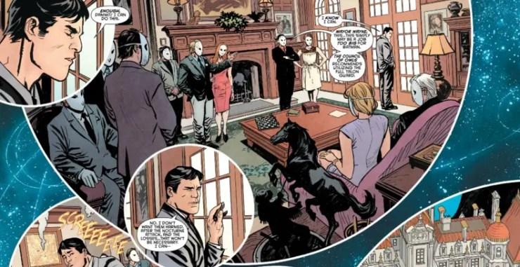 Batman #49 Review