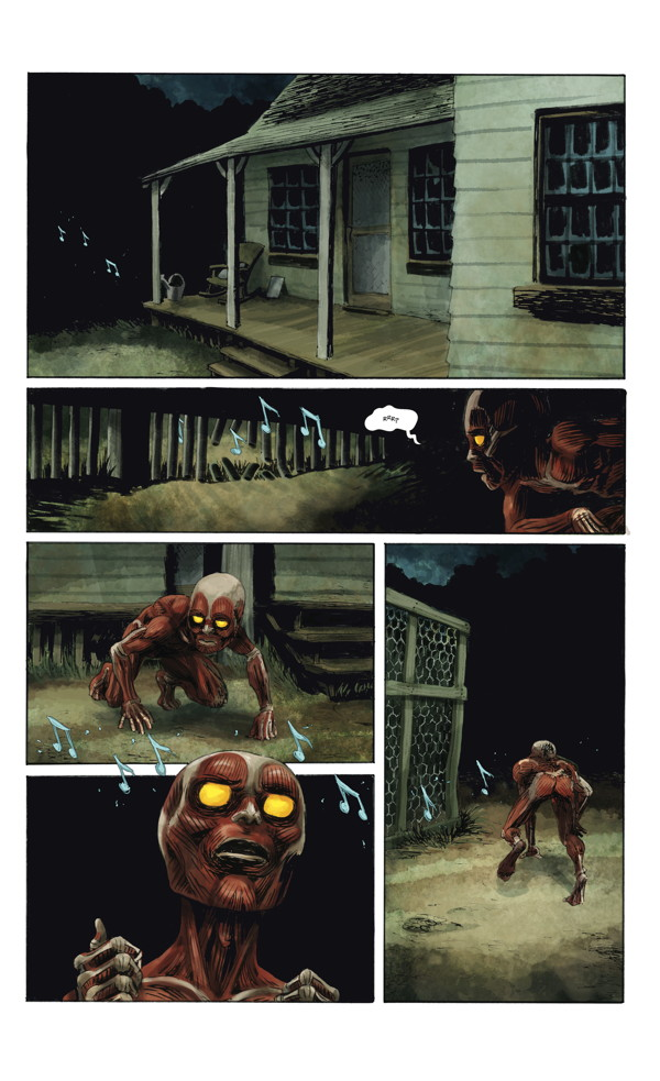 Harrow County #9 Review