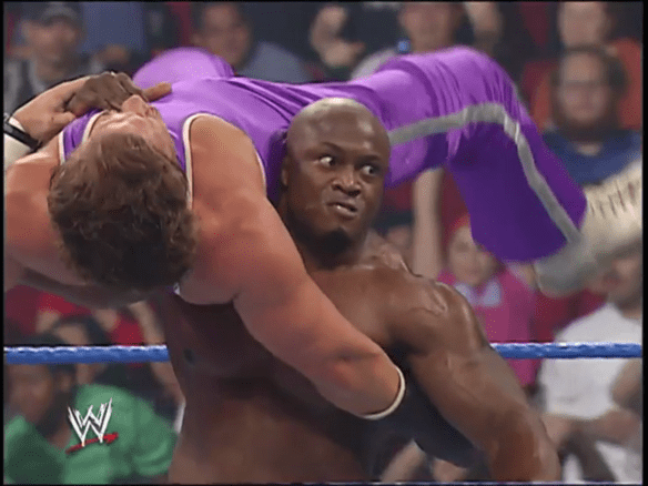 Art of Gimmickry: Naturally Athletic Black Wrestler