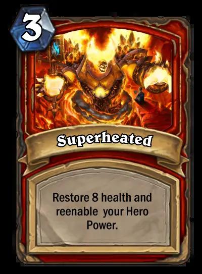 superheated
