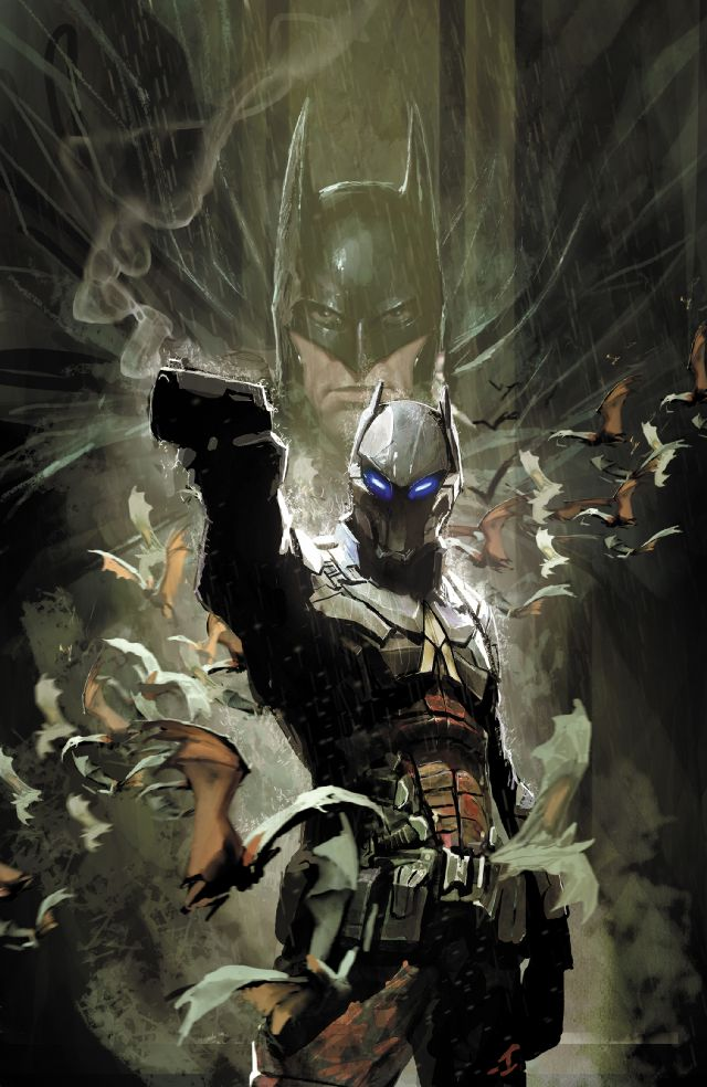 Batman: Arkham Knight Genesis Review