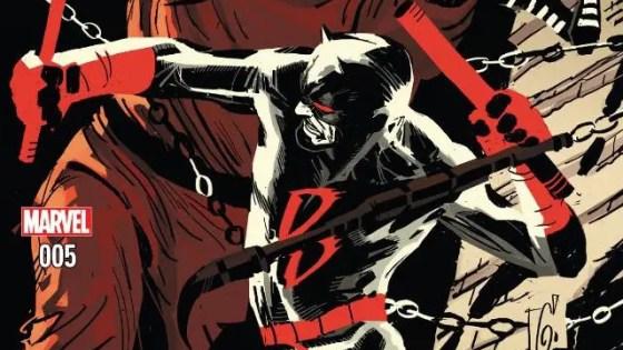 Daredevil #5 Review