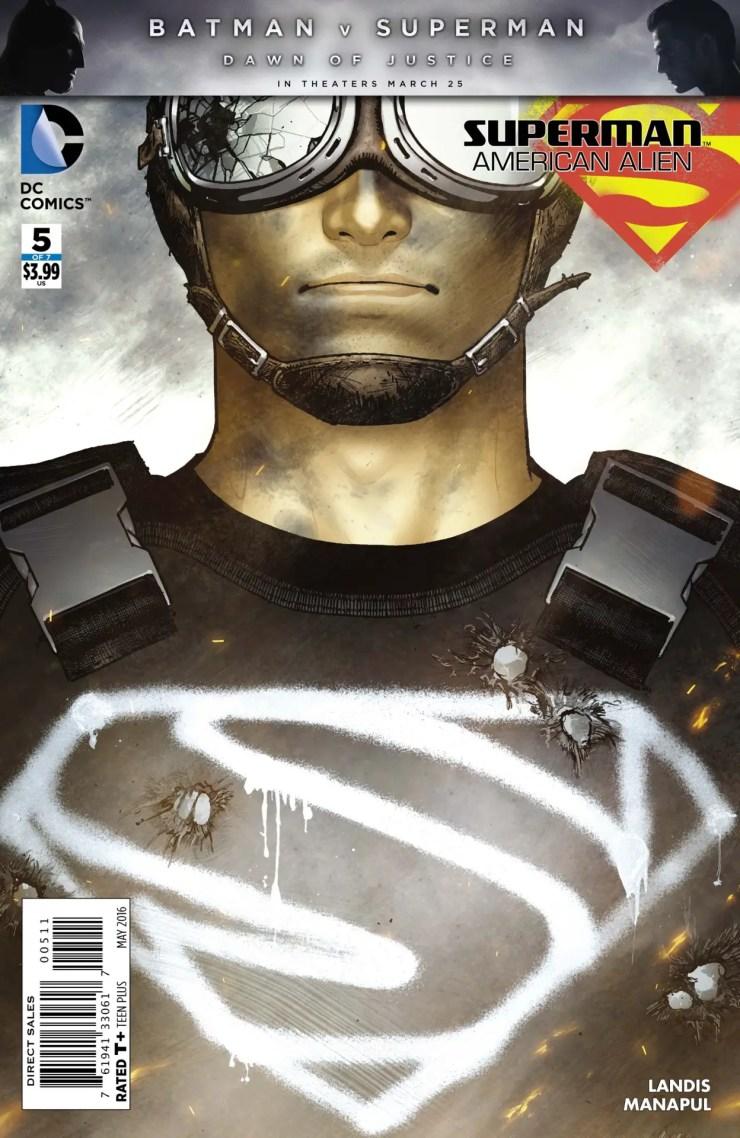 Superman: American Alien #5 Review