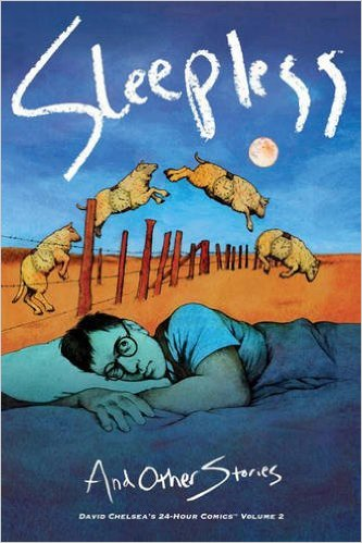 Sleepless: And Other Stories Vol. 2 HC Review