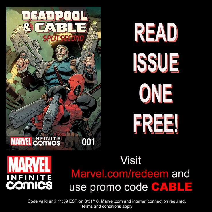 Marvel Preview: Daredevil/Punisher #1 – The Newest Marvel Infinite Comic