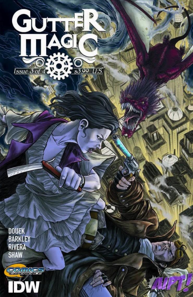 Gutter Magic #3 Review