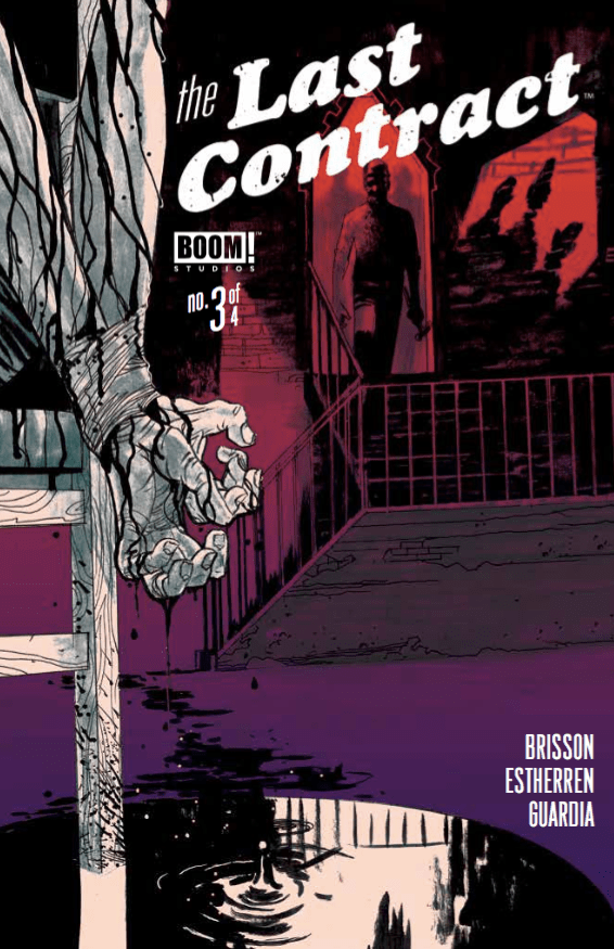 The Last Contract #3 Review