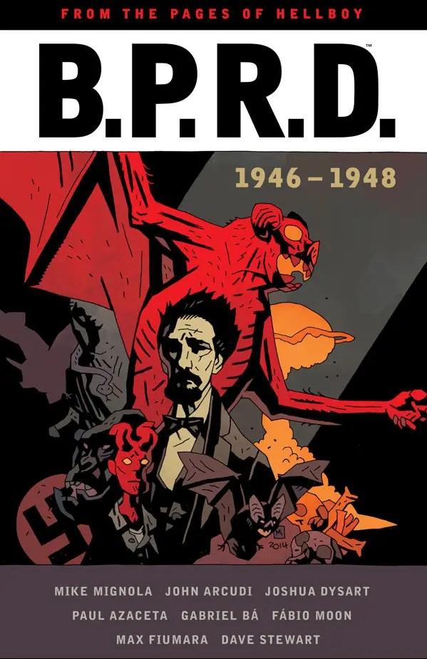 B.P.R.D. 1946-1948 HC - Review