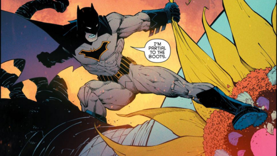 Bruce Wayne is as much Batman as Batman is Bruce Wayne, but in recent issues writer Scott Snyder has proven Bruce can go on without the cape and cowl. That is until innocents become threatened and his city is under fire. Can Bruce take back the mantle? Is it good?