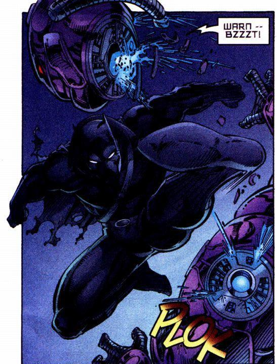 black-panther-kick-robot