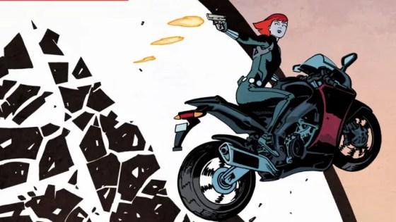 Black Widow (2016) #1 Review