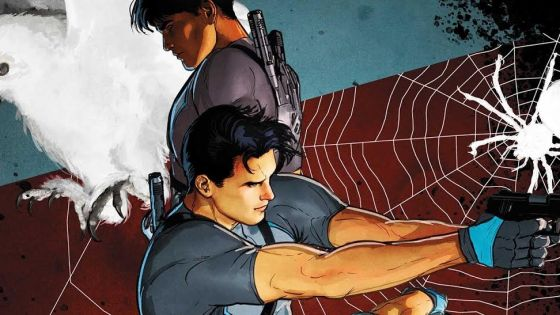 With DC's Rebirth looming on the horizon, the thus far excellent Grayson title unfortunately nears its end.  While this is a sad thought, it's a bit sadder that the power writing team of Tom King and Tim Seeley has left the book early, leaving the remainder of the story for a completely different group to wrap up.  That's a worrying sign... or is it?