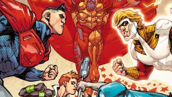 Is It Good? Justice League 3001 Vol. 1 Review