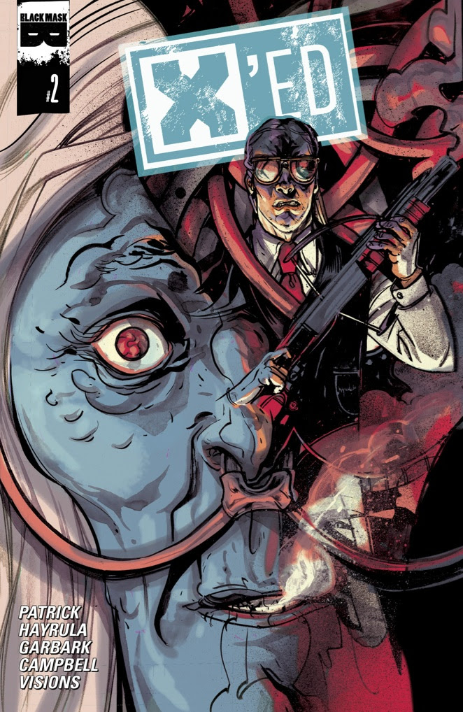 X'ed #2 Review