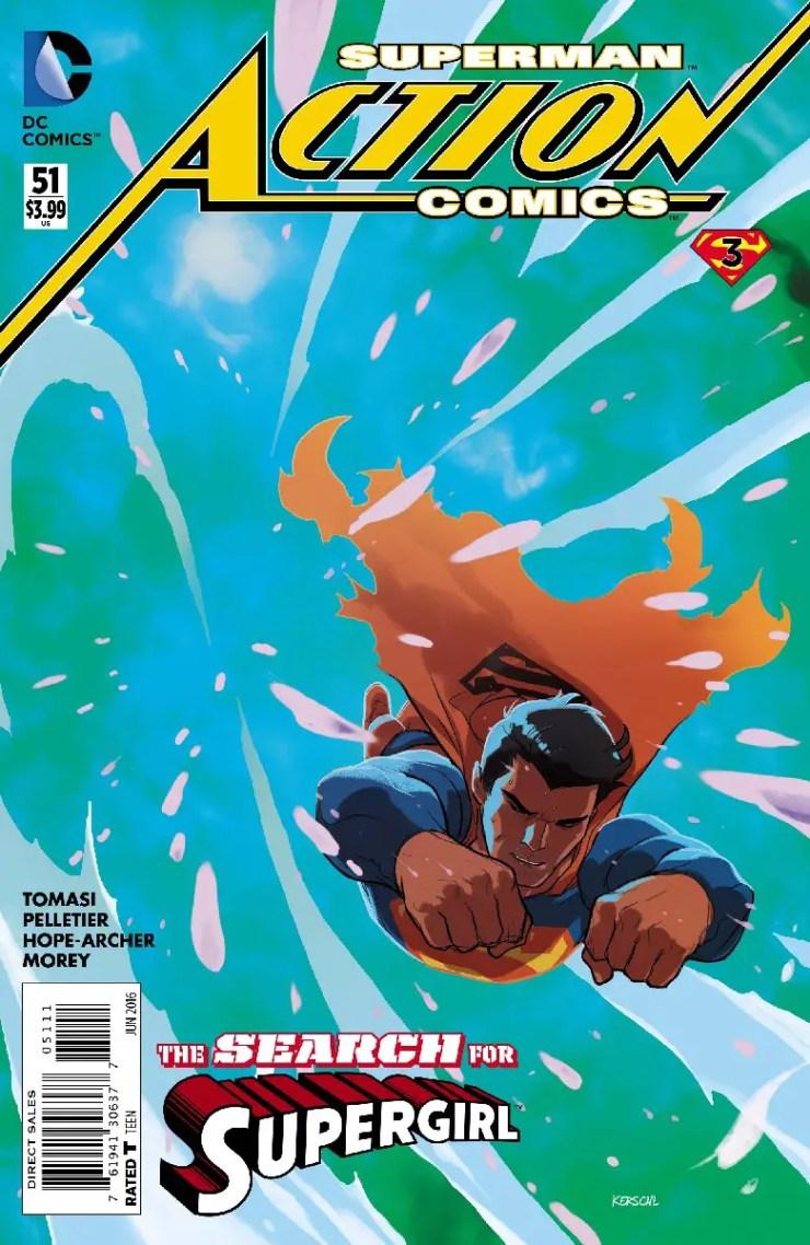 Action Comics #51 Review