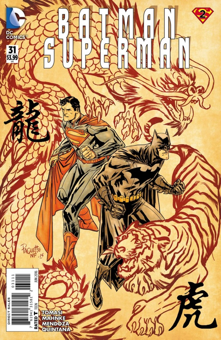 Batman/Superman #31 Review
