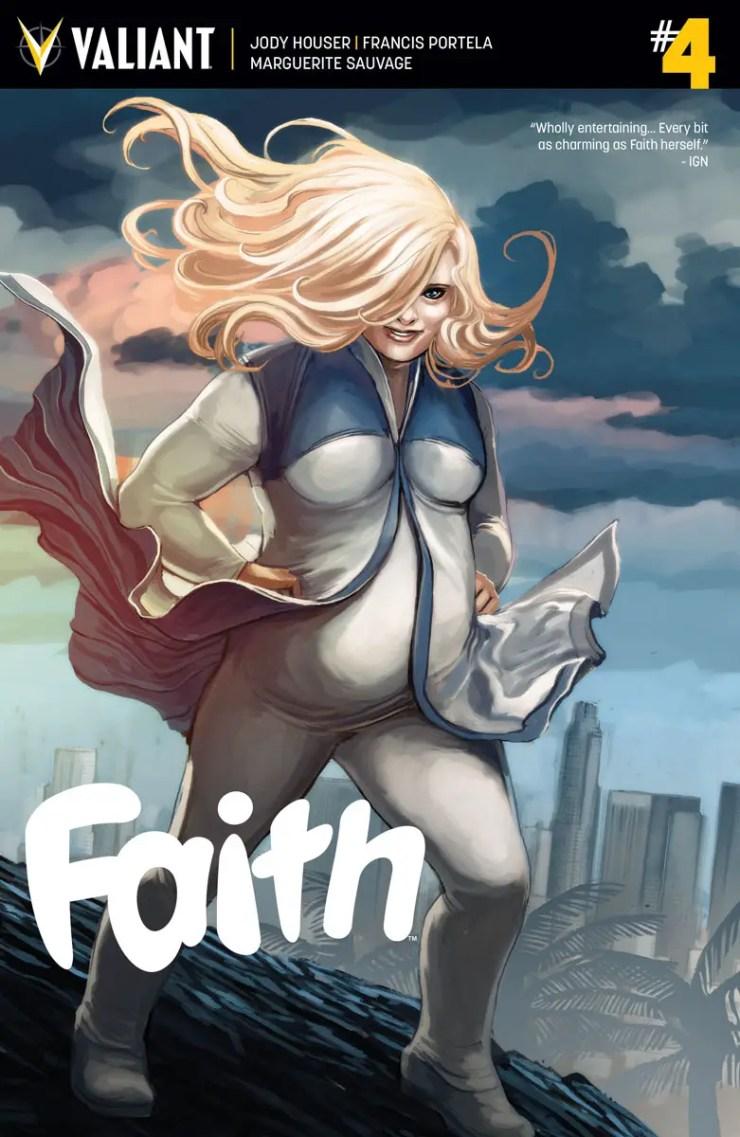 Faith #4 Review