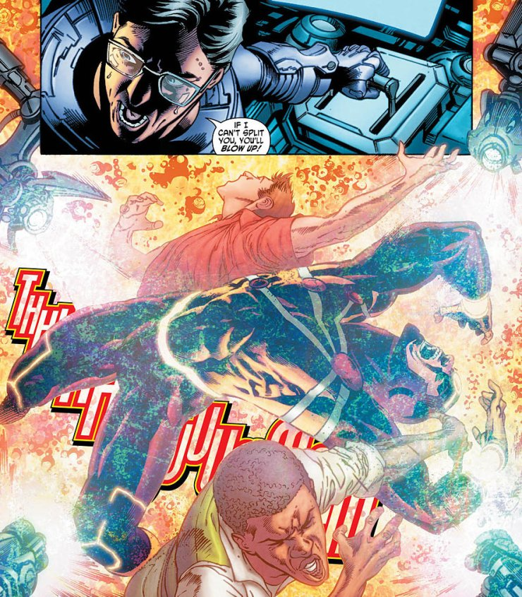 Legends of Tomorrow #2 Review