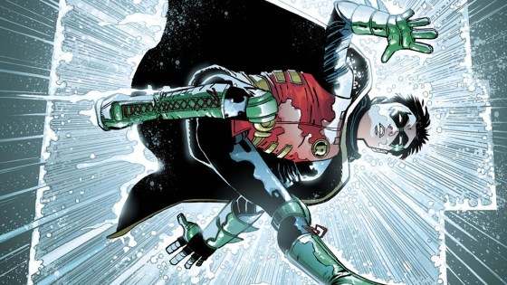 [Exclusive] DC Preview: Robin, Son of Batman #11