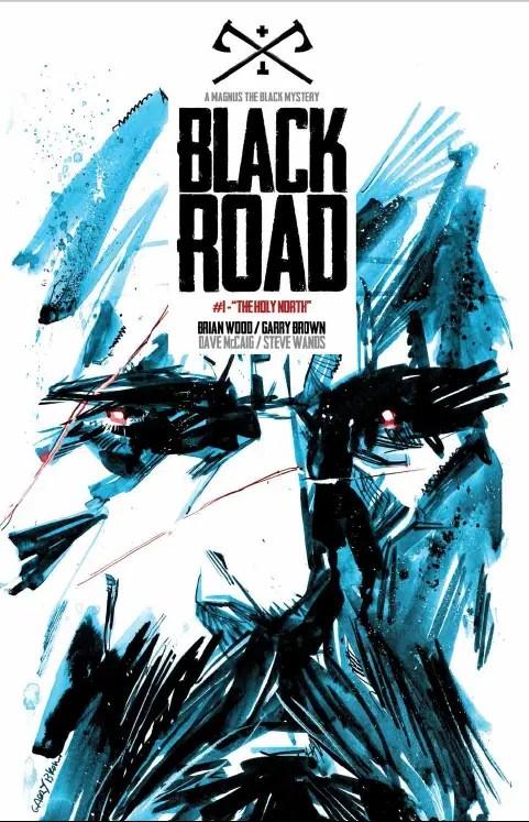 Black Road #1 Review