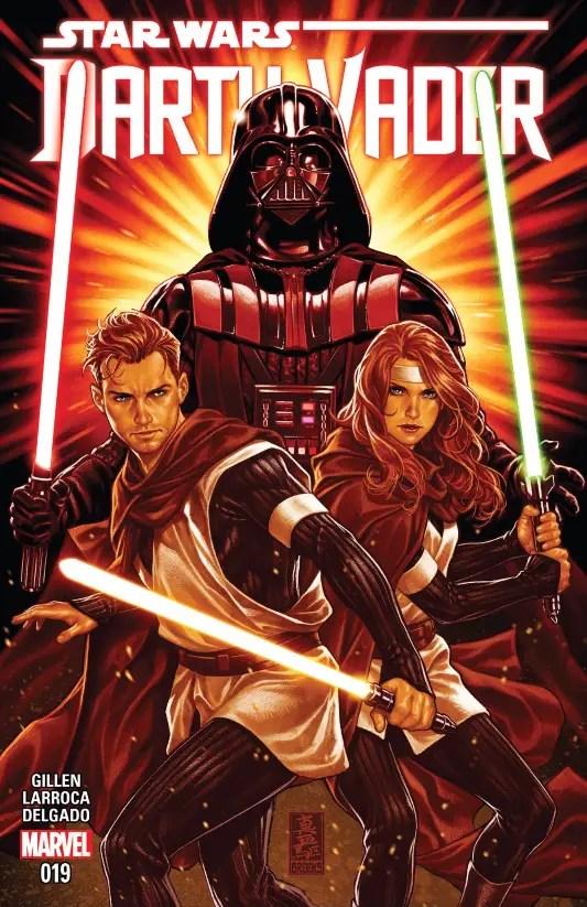 Darth Vader #19 Review