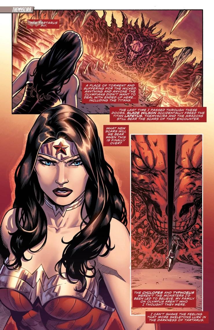 Wonder Woman #51 Review