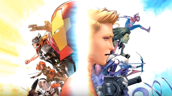 Watch: Marvel's Civil War II #1 Trailer