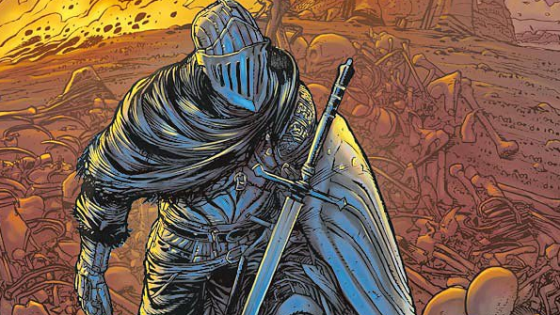 Dark Souls Interview: Staying Alive with George Mann