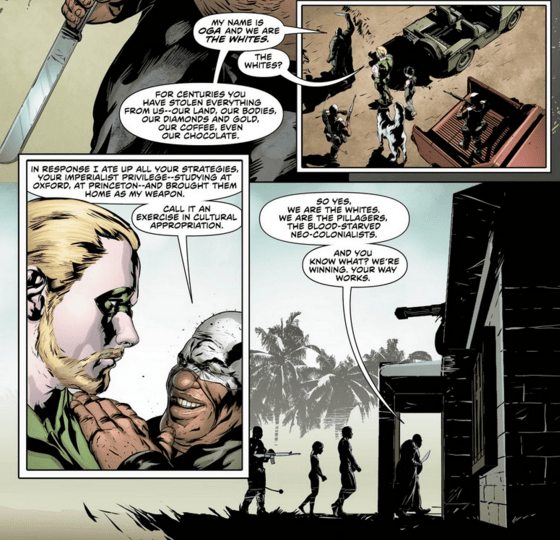 Green Arrow #51 Review