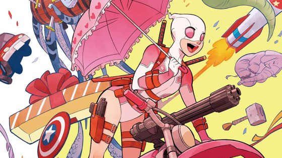 The Unbelievable Gwenpool #1 Review