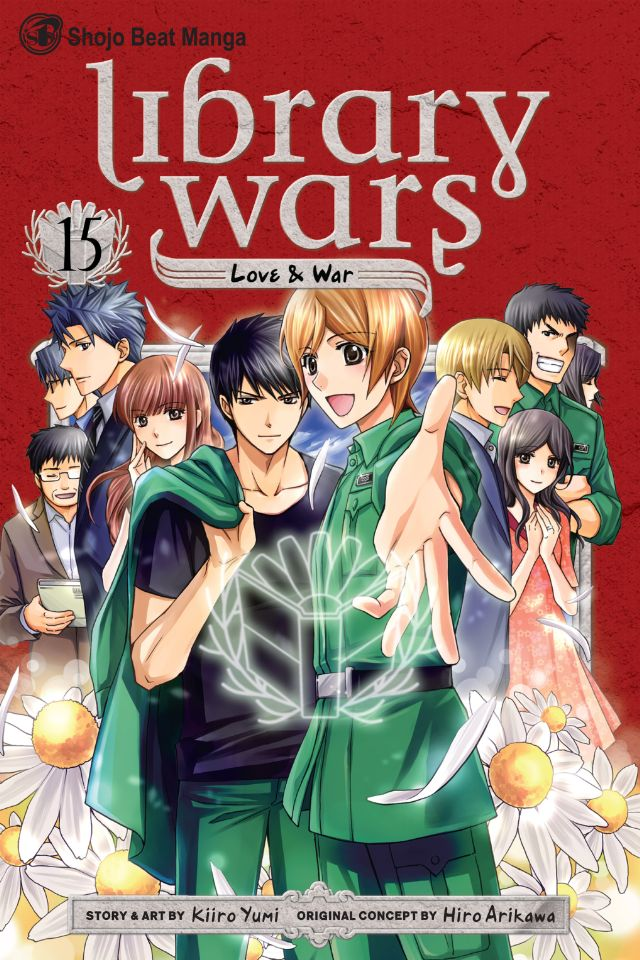 Library Wars: Love & War Vol. 15 Review