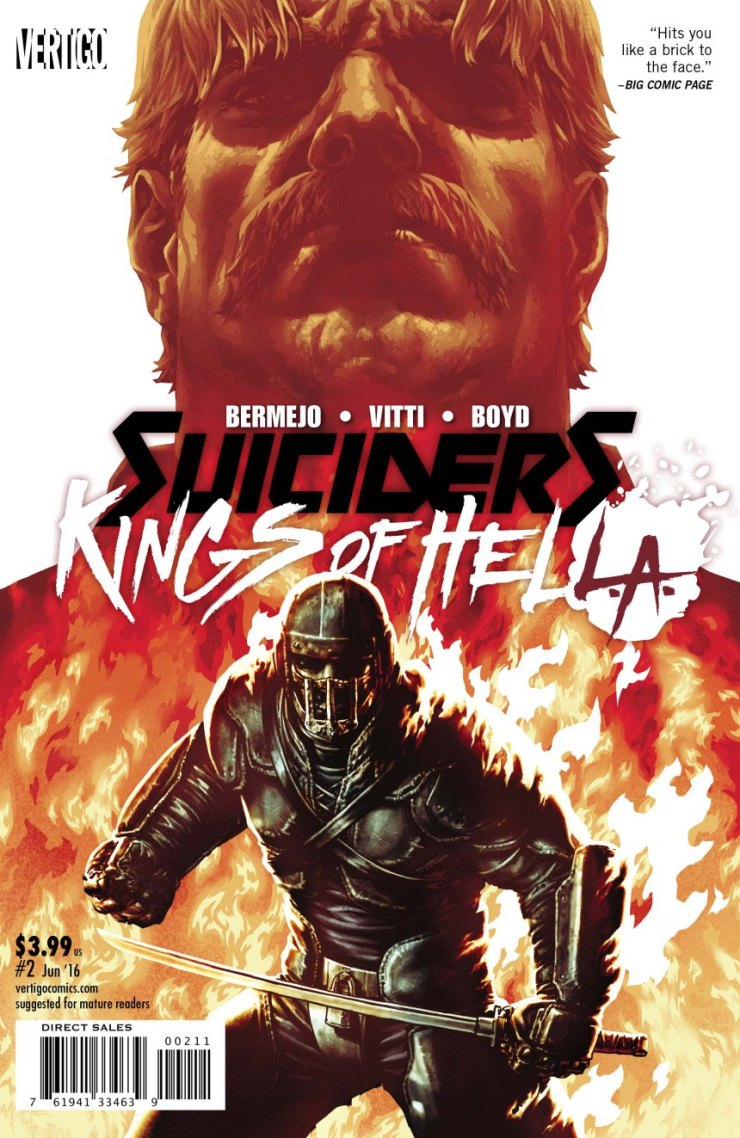 Suiciders: Kings of HelL.A. #2 Review