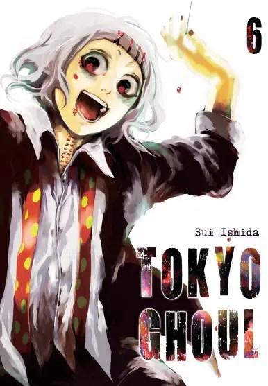 Tokyo Ghoul Vol. 6 Review