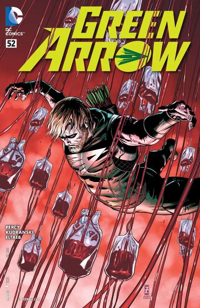 Green Arrow #52 Review