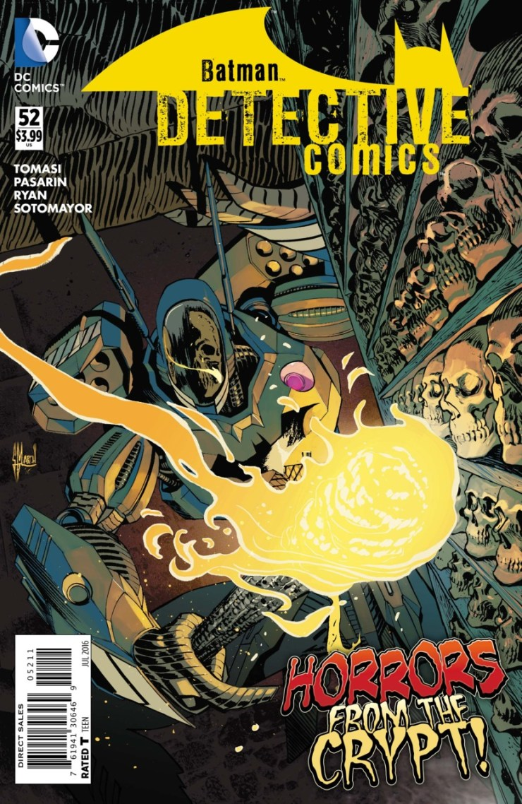 Detective Comics #52 Review