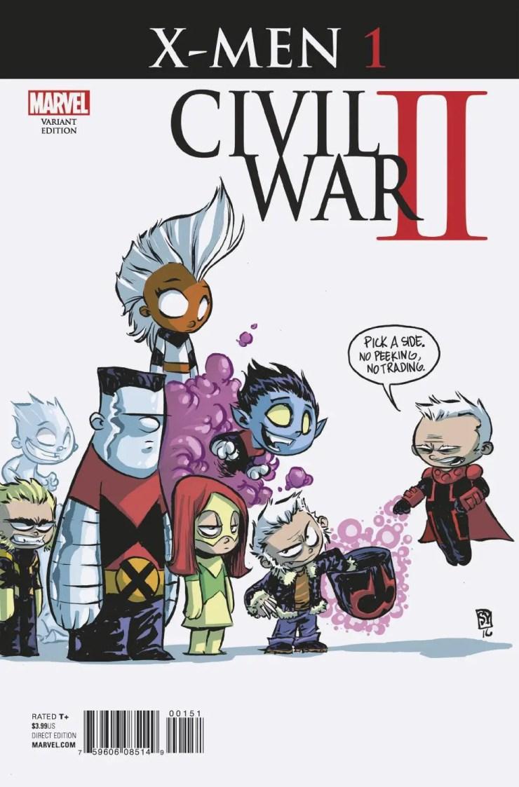 Civil_War_II_X-Men_1_Young_Variant