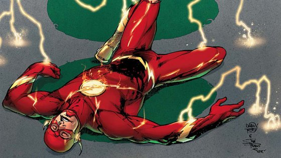 Flash vs. The Riddler, who ya got? Most would say The Flash, but the last issue seemed to suggest the Riddler is going to kill him easy peasy. Is it good?