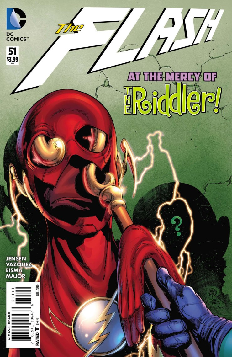 The Flash #51 Review